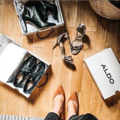 低至5折 £48收乐福鞋Aldo 大牌完美平替季末热促 鞋子、包包、首饰好价收