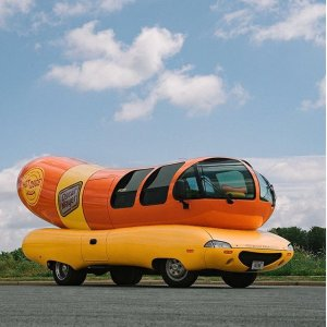 As low as $136Relish a Stay in the Real Oscar Mayer Wienermobile in Evanston