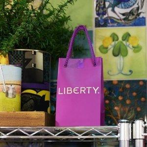 低至7折+美妆8折闪促Liberty of London 时尚美妆黑五闪促 巴黎世家等潮牌速收