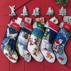 Lands End Christmas Stockings.Today Only 50 Off Home Items Lands End Free