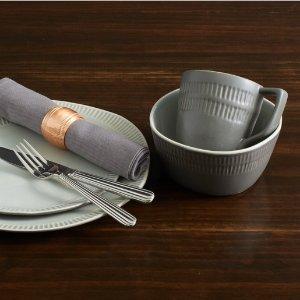 额外8折Mikasa 全场餐具、家居装饰品夏日特卖