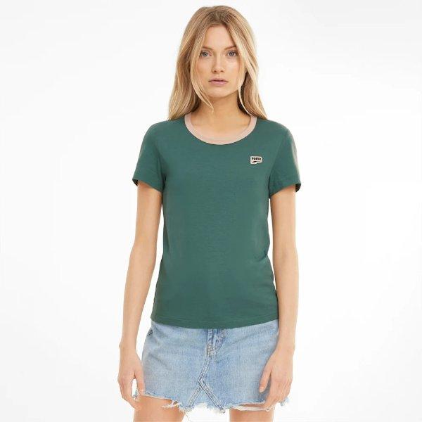 女款运动T恤