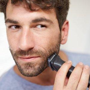 $29.99(原价$39.99)Philips Multigroom 3000系 胡须、面部多功能修剪器套装