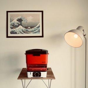 $55.99(原价$69.99) 免邮Starfrit 多功能双层蒸箱 健康蒸菜海鲜在家吃