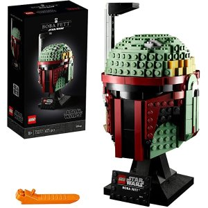 Lego赏金猎人之--Boba Fett头盔 75277
