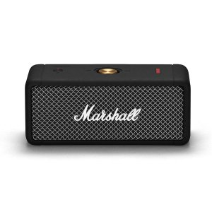 $129.99 包邮Marshall Emberton 重低音防水蓝牙音箱