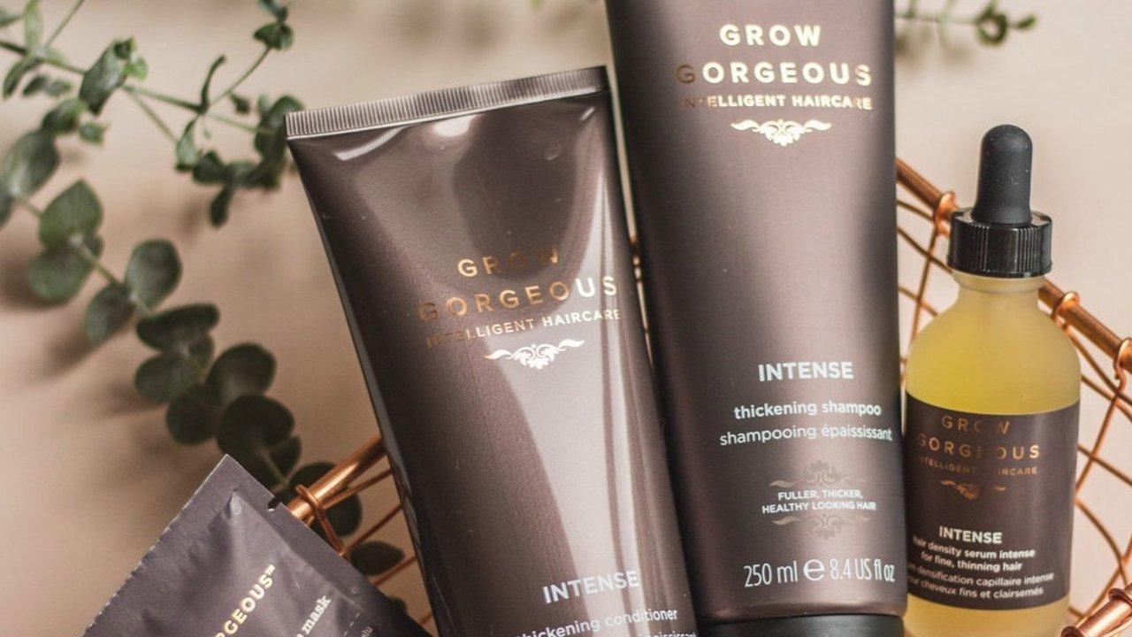 Grow Gorgeous生发套组众测合集┃不要忧伤,用它来拯救你的秀发!