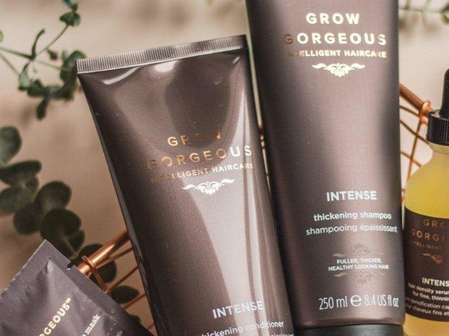 Grow Gorgeous生发套组...