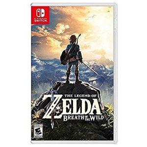 $44The Legend of Zelda: Breath of the Wild Digital Code