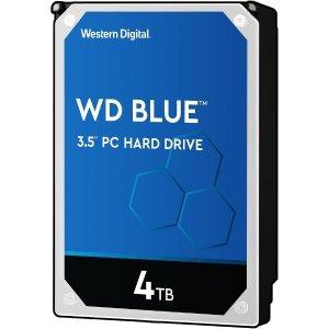 $79.99WD 蓝盘 4TB 3.5吋 机械硬盘