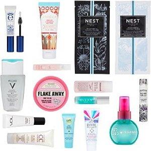 UltaBeauty Break! FREE 14 Pc Fresh By Day Summer Sampler with any $65 online purchase   Ulta Beauty
