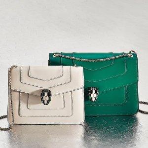 低至4折 £692收Gucci Sylvie迷你链条包Gucci、BBR、宝格丽美包专场 经典款都在线 好折不容错过