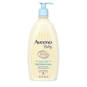 Aveeno Baby Daily Moisture Lotion - 18oz : Target