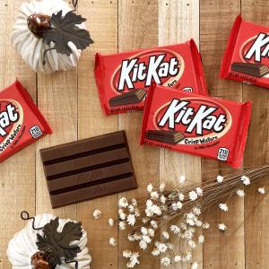 $17.57 一包只需$0.49KIT KAT 脆心牛奶巧克力华夫饼 1.5oz 36包