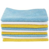AmazonBasics 超细纤维清洁毛巾 24张