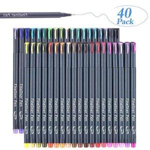 $7.19Smart Color Art Fineliner Pens, 38 Colors