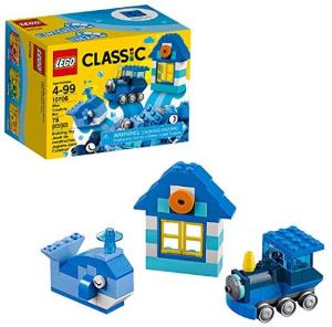 史低价 $4(原价$6.99)LEGO 经典创意玩具盒补充装60片装 -  两款可选