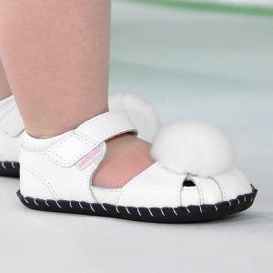 低至5折+额外7.5折独家:pediped 童鞋官网 全场热卖