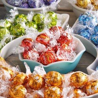 买2只需$40 多口味可选Lindt 松露巧克力礼包75颗装特卖