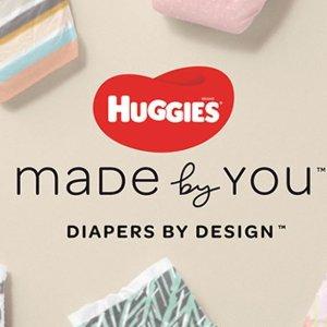 Extra 15% OffHuggies Baby Diapers @ Amazon