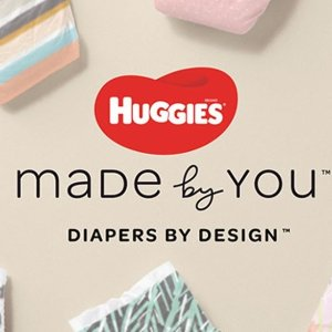 额外8.5折 + 无门槛包邮Huggies 婴幼儿尿不湿特卖,收Snug & Dry、LITTLE MOVERS、Little Snugglers等