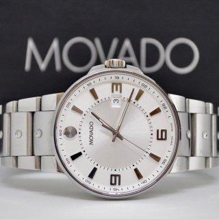 额外减$100 $495 (原价$1495)MOVADO SE Pilot 系列时装男表 两色款