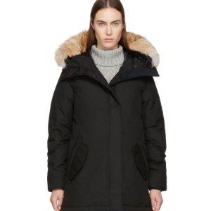 $1620收官网断货款Canada Goose冬季有它就够了 经典Parka羽绒服囤起来