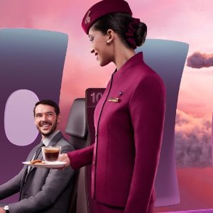 As low as $500 Round-trip $2450 on QsuiteQatar Airways Greatest Collection of Offers are Here