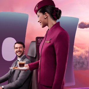 As low as $545 on Round-tripQatar Airways Cyber Monday Offers Extended