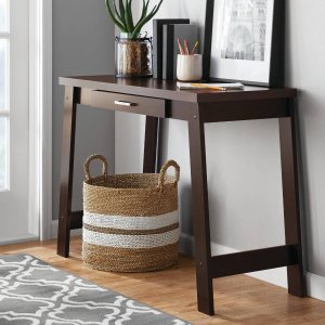 $34.99Mainstays Logan Writing Desk with Pullout Drawer