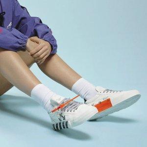 OFF WHITE7折,码全运动鞋