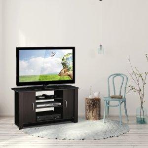$39.99Furinno Econ Espresso TV Stand Entertainment Center for TVs up to 42
