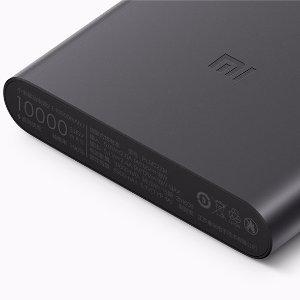 $31.2(原价$39)Xiaomi 小米大容量移动电源 黑色 10000mAh