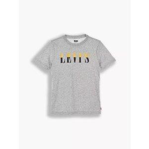 Levi'slogo T恤