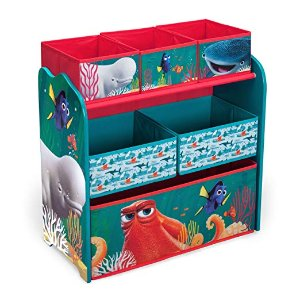 $21 Delta Children Multi Bin Toy Organizer