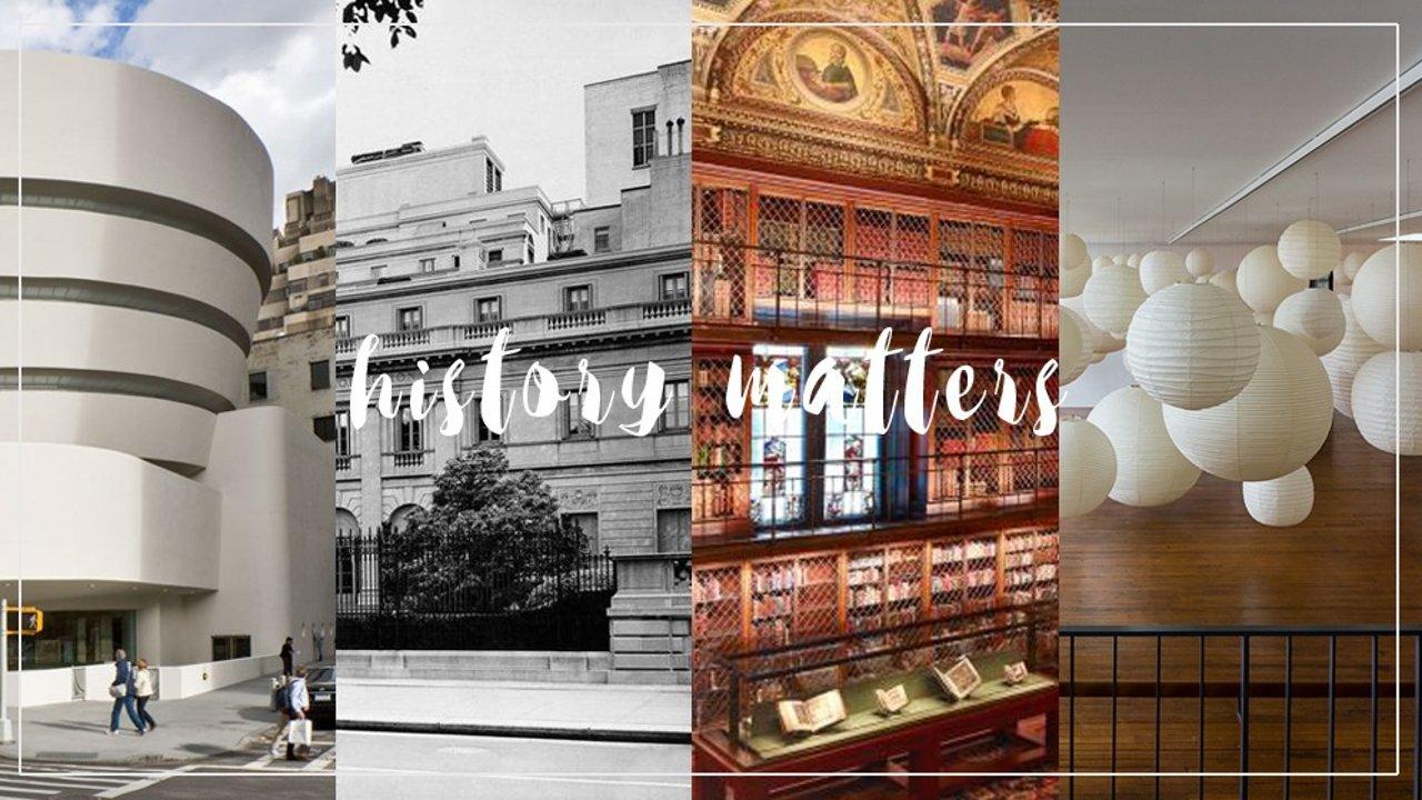 纽约 New York 十个必打卡人气博物馆推荐!