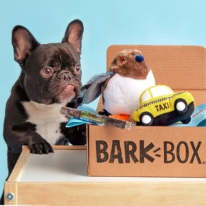 Free Extra Toy Each MonthWith the Purchase of a 6- or 12-Month Subscription @ Barkbox