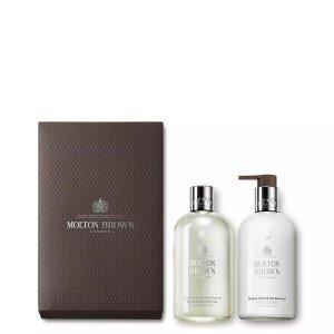 Molton BrownSerene Coco & Sandalwood Body Wash & Lotion Gift Set