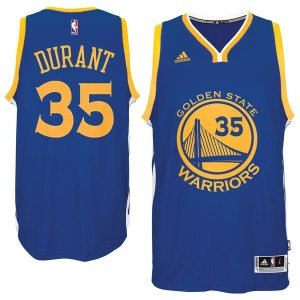 AdidasMen's Golden State Warriors Kevin Durant adidas Royal Road Swingman Jersey