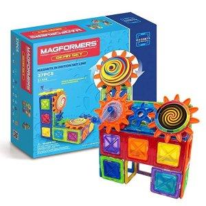 低至5.2折Magformers 汽车、齿轮联动系列玩具特卖