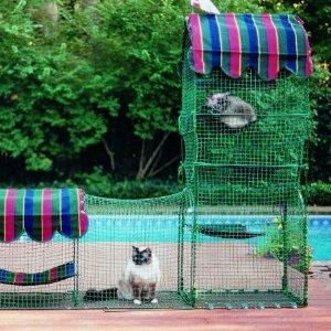 低至7.5折Kittywalk 户外猫咪活动围栏