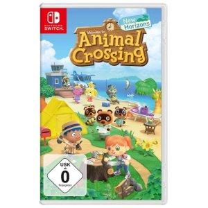 变相8折 €48.24(官网€59.99)Nintendo Switch 动物森友会 实体版 支持简体中文 快上岛啦