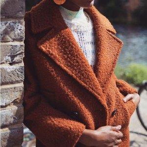 低至3折TopShop 精选大衣外套热卖 反季最划算