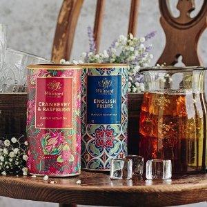 Whittard 9月满赠好礼热卖中 新品罐装茶参与