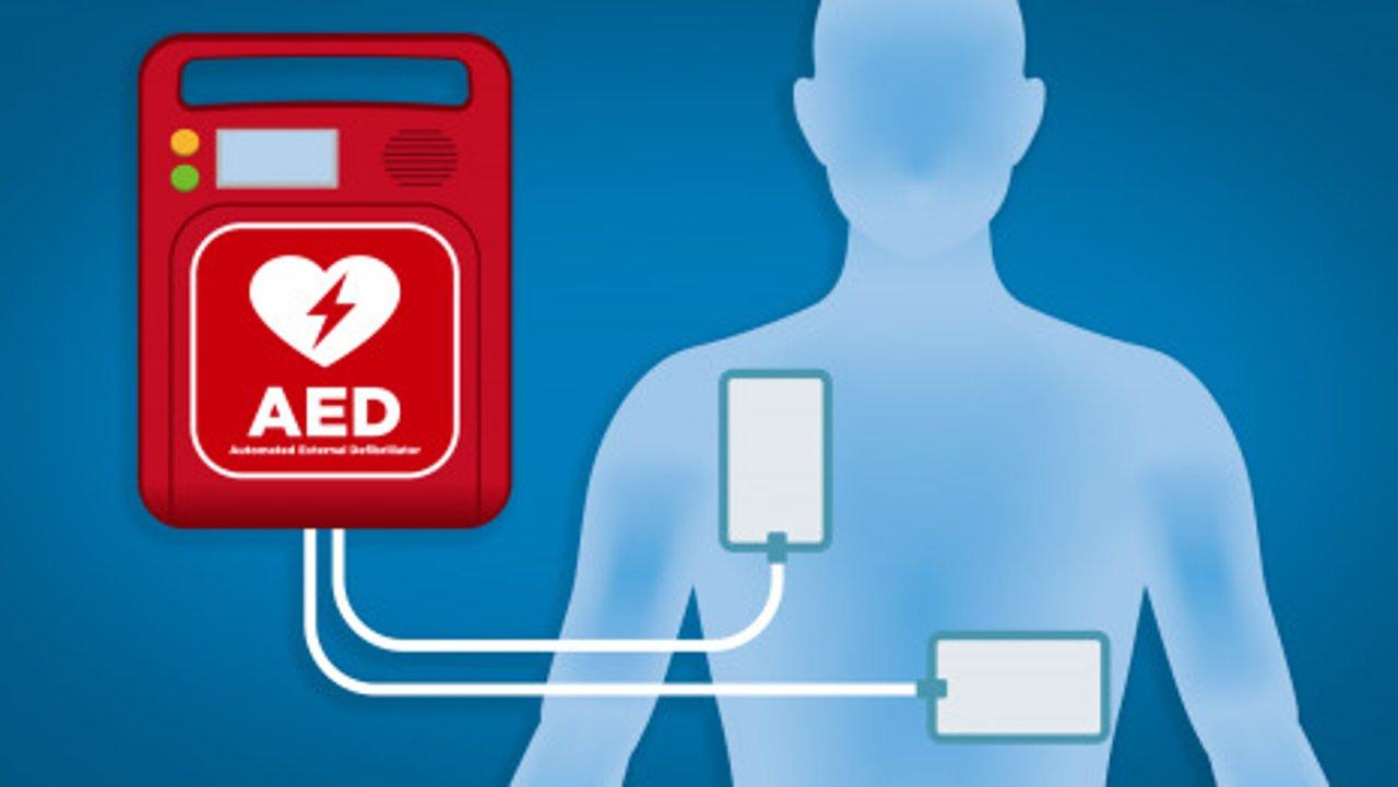 突发心脏骤停急救神器AED自动体外除颤仪怎么使用?把握黄金救命4分钟!