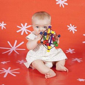 $9.99(原价$15.99)dmtextfromdealmoonManhattan 彩色趣味益智玩具热卖,练习宝宝磨牙、抓握