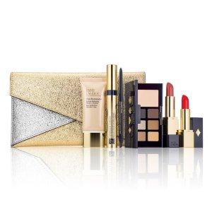 Estee Lauder价值$215限量派对闪耀彩妆套装