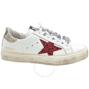 Golden Goose Deluxe BrandLadies Glitter Star小脏鞋