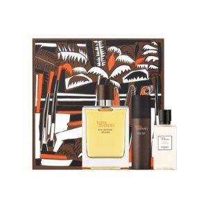 Hermes大地香水3件套
