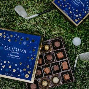 全场8.5折 £25.5收饼干礼盒Godiva 大促 世界巧克力日来袭 好吃到心都融化啦